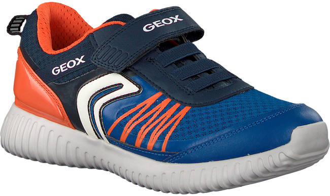 Blue GEOX shoe J826TC  - large