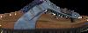 Blaue BIRKENSTOCK Pantolette GIZEH KIDS - small