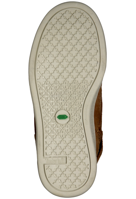 Camelfarbene TIMBERLAND Ankle Boots GROVETON LEATHER CHUKKA - large
