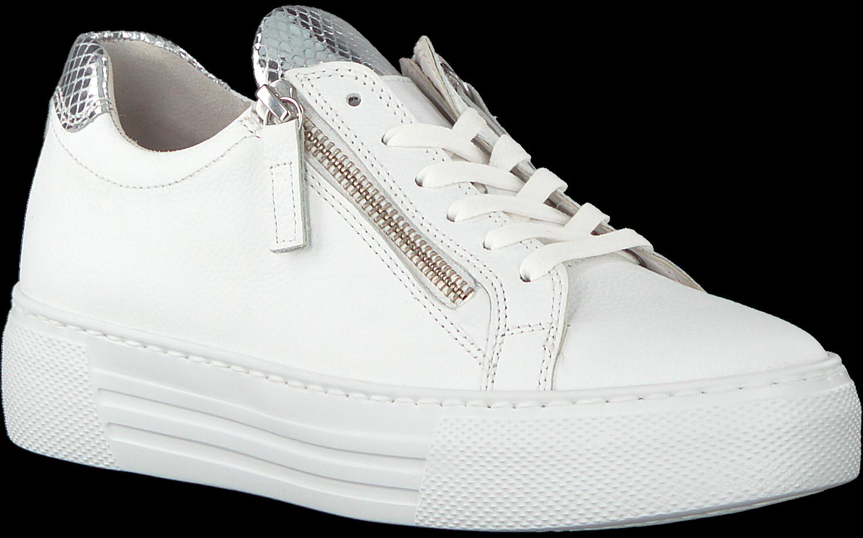 Weiße GABOR Sneaker 468 | Omoda.at