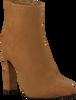 Braune UNISA Stiefeletten PAULOS  - small