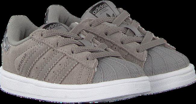 Grüne ADIDAS Sneaker SUPERSTAR I - large