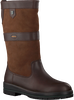 Braune DUBARRY Langschaftstiefel KILDARE - small