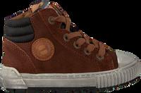 Cognacfarbene DEVELAB Sneaker high 41609  - medium