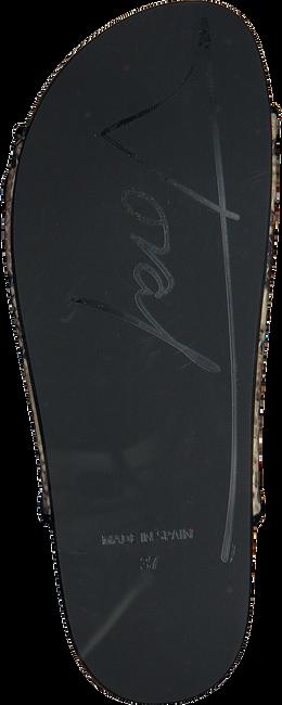 Beige TORAL Pantolette 11016  - large
