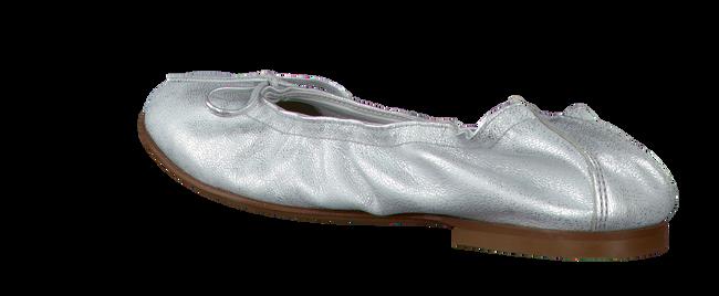 Silberne CLIC! Ballerinas CS7290 BEDEL - large