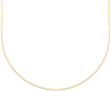 Goldfarbene JEWELLERY BY SOPHIE Kette LONG NECKLACE - small