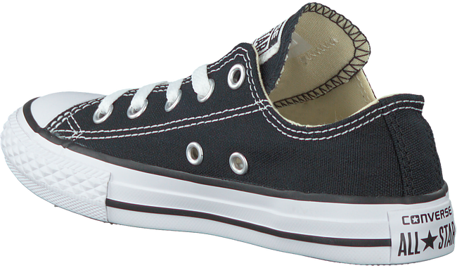 Schwarze CONVERSE Sneaker CHUCK TAYLOR ALL STAR OX KIDS - large