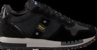 Schwarze BLAUER Sneaker low QUEENS01  - medium