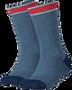 Blaue TOMMY HILFIGER Socken TH KIDS ICONIC SPORTS SOCK 2P - small