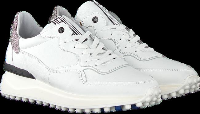 Weiße FLORIS VAN BOMMEL Sneaker low 16301  - large