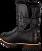 Black PANAMA JACK shoe FELIA IGLOO TRAVELLING  - small
