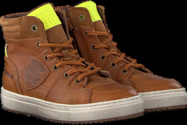Cognacfarbene VINGINO Sneaker SIL MID - large