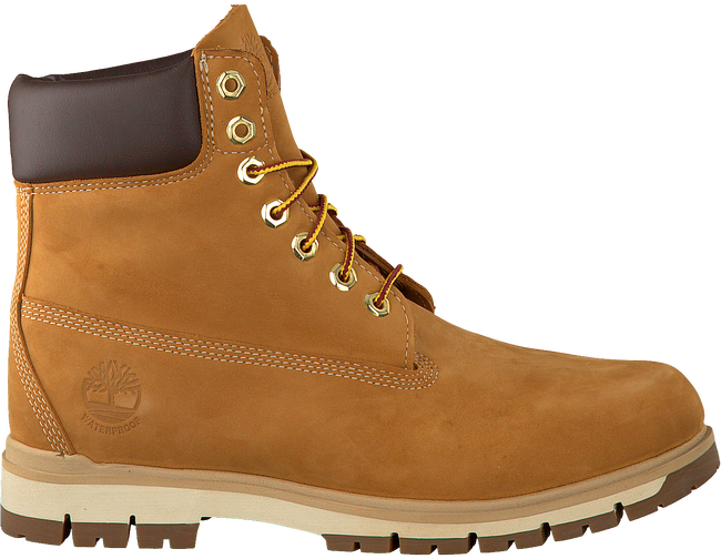 Camelfarbene TIMBERLAND Ankle Boots RADFORD 6 BOOT WP - large