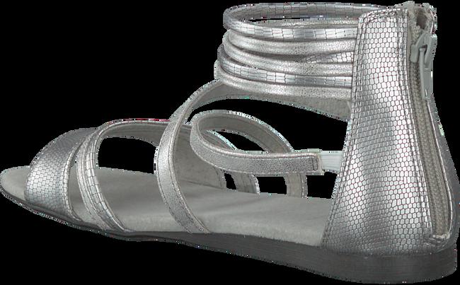 Silberne BULLBOXER Sandalen AED034 - large