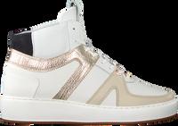 Weiße NUBIKK Sneaker high JIRO DUNK  - medium