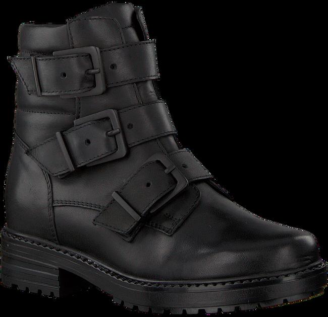 Schwarze OMODA Biker Boots R16452 - large