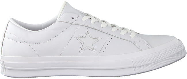 Weiße CONVERSE Sneaker ONE STAR OX MEN  - large
