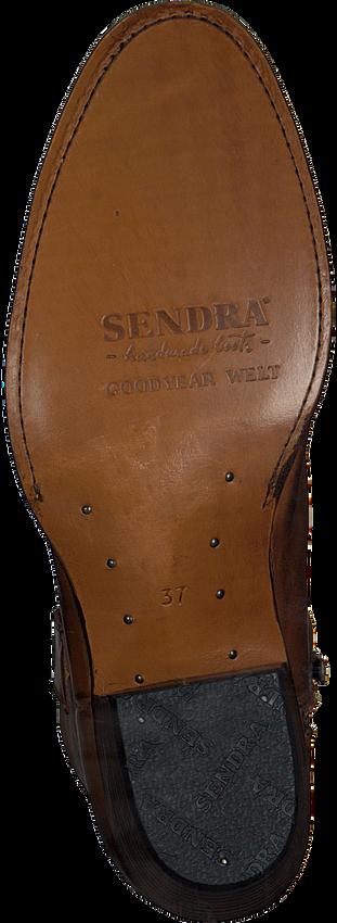 Braune SENDRA Stiefeletten 11578 - larger