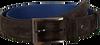 Braune FLORIS VAN BOMMEL Gürtel 75153 - small