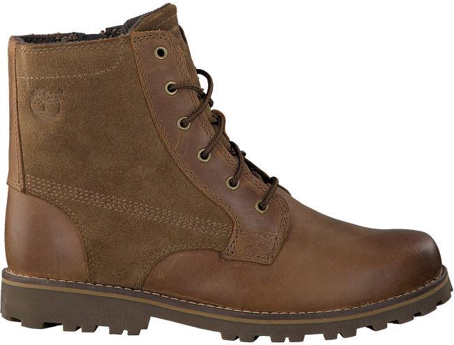 Braune TIMBERLAND Ankle Boots CHESTNUT RIDGE 6IN PREMIUM - large