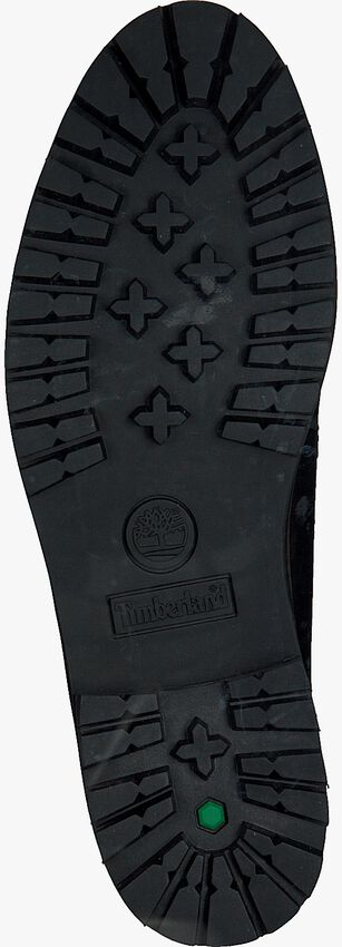 Schwarze TIMBERLAND Schnürboots LONDON SQUARE 6IN BOOT - larger