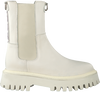 Weiße BRONX Chelsea Boots GROOV-Y 47268  - small