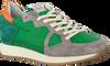 Grüne PHILIPPE MODEL Sneaker MONACO VINTAGE  - small
