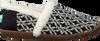 Schwarze TOMS Hausschuhe SLIPPER - small
