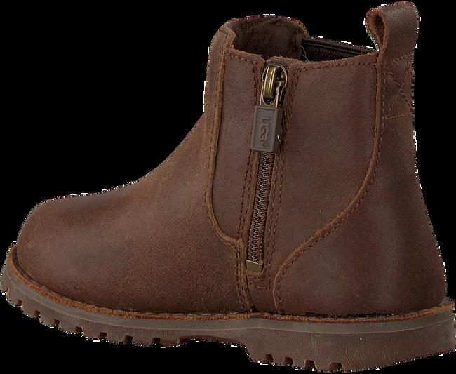 Braune UGG Chelsea Boots CALLUM - large