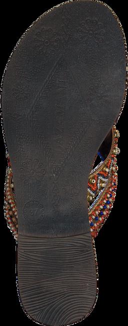 Braune LAZAMANI Pantolette 75.526 - large