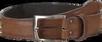Braune BRAEND Gürtel 3500 - medium
