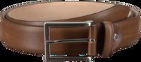 Braune MAZZELTOV Gürtel B103  - medium