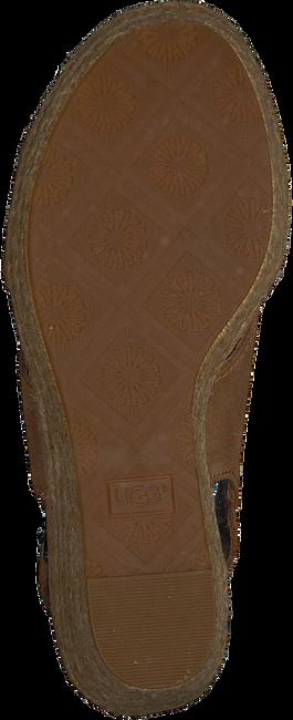 cognac UGG shoe HARLOW  - large