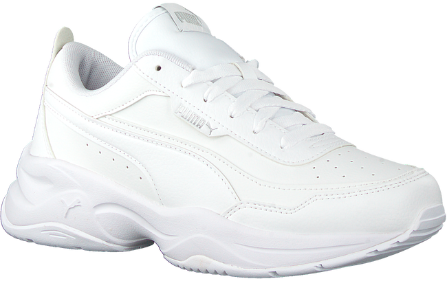 Weiße PUMA Sneaker low CILIA  - large