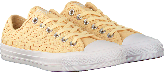 Gelbe CONVERSE Sneaker CHUCK TAYLOR OX  - large