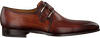 Cognacfarbene MAGNANNI Business Schuhe 16608 - small