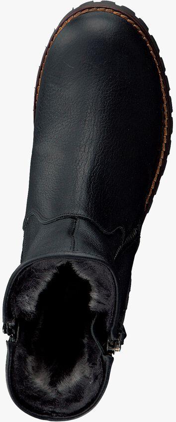 Schwarze OMODA Stiefeletten 8791OM  - larger