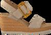 Beige GABOR Sandalen 795.1  - small