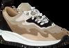 Beige DEABUSED Sneaker 7569S  - small