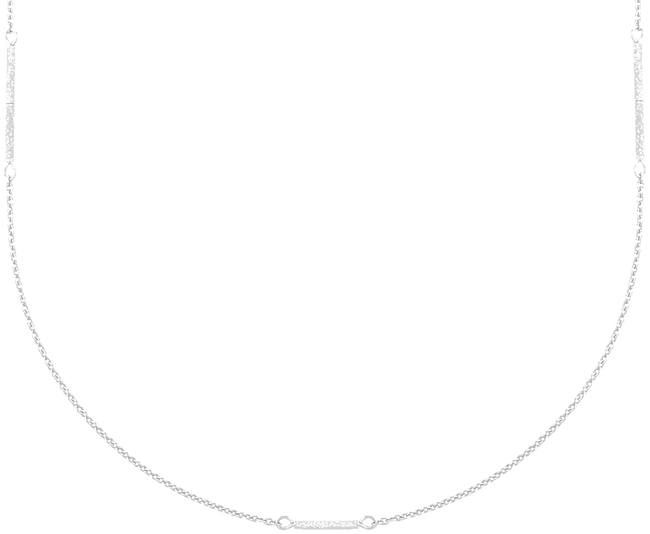 Silberne JEWELLERY BY SOPHIE Kette LONG NECKLACE - large