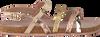 Goldfarbene GIOSEPPO Sandalen 43830 - small