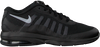 Schwarze NIKE Sneaker low AIR MAX INVIGOR/PRINT(PS)  - small