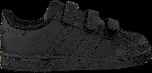 Schwarze ADIDAS Sneaker SUPERSTAR CF I - large