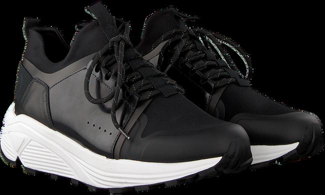 Black HUGO BOSS shoe HORIZON RUNN  - large