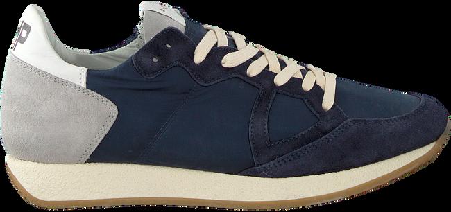 Blaue PHILIPPE MODEL Sneaker MONACO VINTAGE  - large