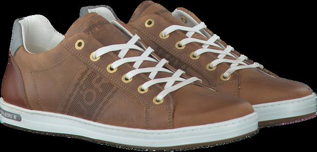 Cognacfarbene BJORN BORG Sneaker GEOFF LSR - large