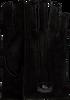 Schwarze WARMBAT Handschuhe GLOVES WOMEN SUEDE - small