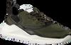 Grüne BARRACUDA Sneaker BU3242  - small