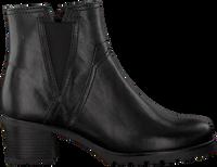 Schwarze GABOR Stiefeletten 92.804  - medium